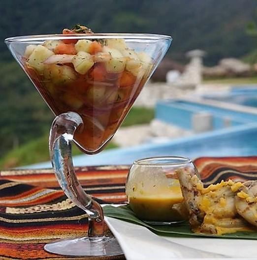 Hospedaje y Gastronomía